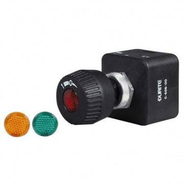 Durite - Switch Rotary On/Off Splashproof 12 volt Illuminated Cd1 - 0-656-00