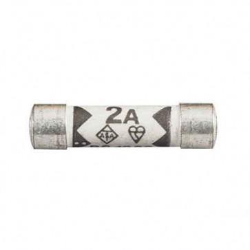 Durite - Fuse Mains 2 amp 25mm Pk10 - 0-696-02