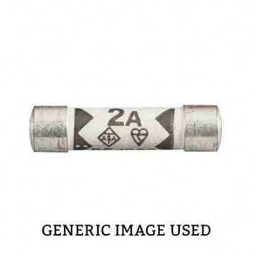 Durite - Fuse Mains 3 amp 25mm Pk10 - 0-696-03