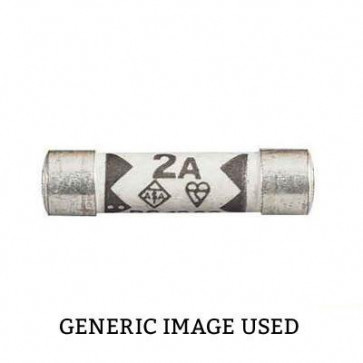 Durite - Fuse Mains 5 amp 25mm Pk10 - 0-696-05