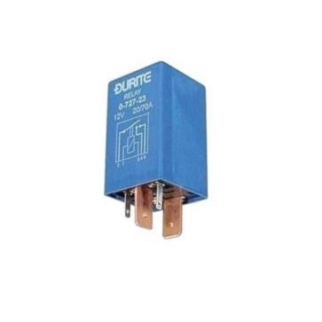 Durite - Relay Make/Break Double Contact 70/20 amp 12 volt Cd1 - 0-727-23