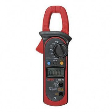 Durite - Multimeter Digital AC/DC Clamp Hand Held Cd1 - 0-798-75