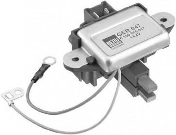 Beru GER047 / 0190005047 14.4 V Alternator Regulator Replaces 95 546 007