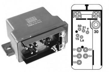 Beru GR075 / 0201010075 Glow Plug Control Unit Replaces 005 545 40 32