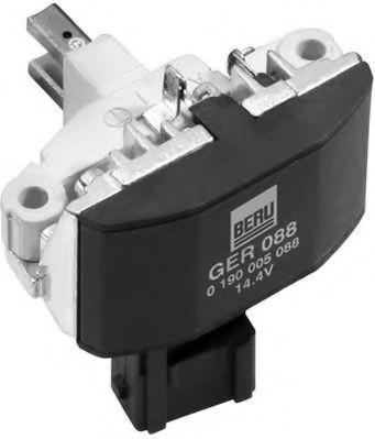 Beru GER088 / 0190005088 14.4 V Alternator Regulator Replaces 12 31 1 713 491