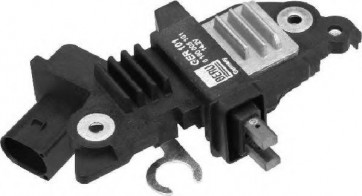 Beru GER101 / 0190005101 14.2 V Alternator Regulator Replaces 004 154 00 06