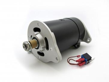 RAC014 Powerlite Dynalite Lucas C45 Type Dynamo Alternator Conversion Positive Earth