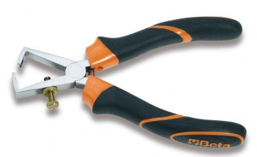 Beta Tools 1142 BM 160mm Wire Stripping Pliers Bi-Material Handle | 011420036