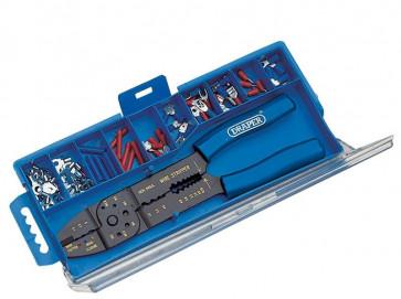 Draper 5 Way Crimping Tool and Terminal Kit CT-K 13658