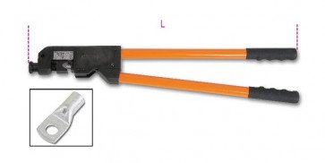 Beta Tools 1609B Mechanical Crimping Pliers Non-Insulated Copper Terminals 600mm