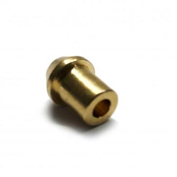 "Solder Nipple Copper Petrol Fuel Pipe 1/8"" x 1/8"""