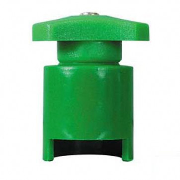 Durite 2-015-00 Battery Terminal Negative French Type Green Pk1