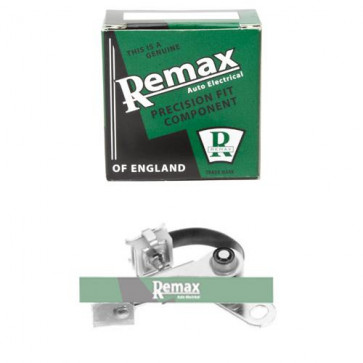 Remax Contact Sets DS155 - Replaces Lucas DVB864 Intermotor 22640V Fits Marelli