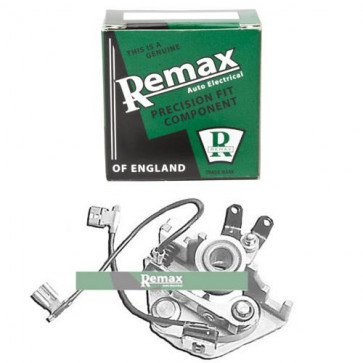 Remax Contact Sets DS182 - Replaces Lucas DSB887 Intermotor 23660A Fits Marelli