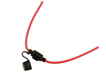 Splashproof Mini Blade Fuse Holder Pk 10   Connect 30464