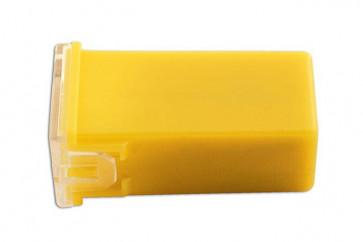 J Type Cartridge Fuse Yellow 60-amp Pk 10 Connect 30493