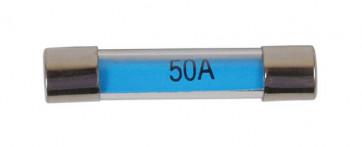 Glass Auto Fuse - 50-amp Pk 100   Connect 30501
