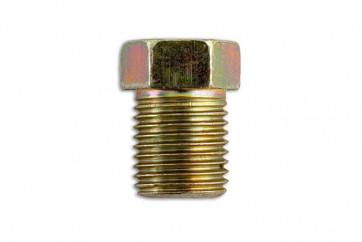 Full Thread Male Brake Nut 10 x 1.0mm Pk 50 Connect 31186