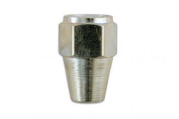 Short Female Brake Nut 7/16 UNF x 20tpi Pk 50   Connect 31195