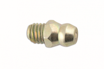 Straight Grease Nipple M6 x 1mm Pack 50 Connect 31210