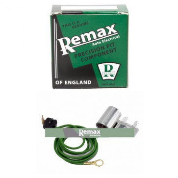 Remax Condensers DS55 - Replaces Intermotor 33530 Fits Bosch