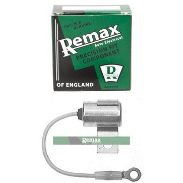 Remax Condensers DS36 - Replaces Lucas DCJ404C Intermotor 33970 Fits Denso