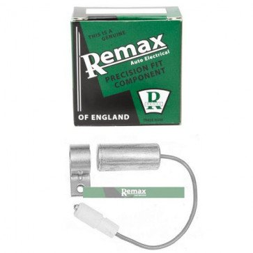 Remax Condensers DS46 - Replaces Lucas DCB243C Intermotor 35320 Fits Ducellier