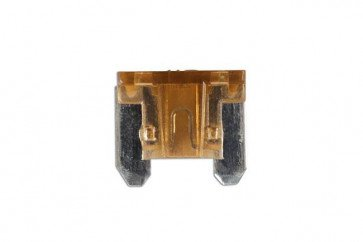 7.5amp Low Profile Mini Blade Fuse Pk 5 Connect 36845