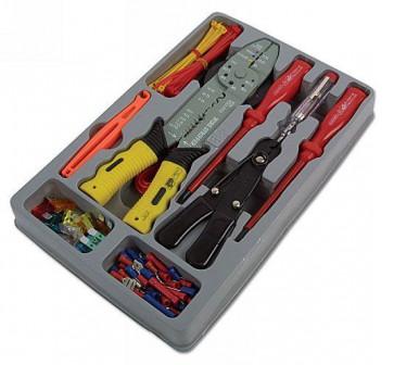 Genuine Laser Tools 3742 Electrical Repair Crimping Kit