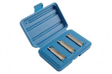 Laser Tools 5389 Glow Plug Socket Set 3pc Chrome Vanadium
