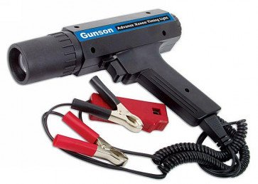 Gunson 77008 Timing Light With Advance Feature - synch ignition system/piston