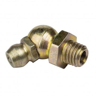 1/4 Mild Steel 67.1/2° Ang GREASENIP'ANPT PACK OF 10