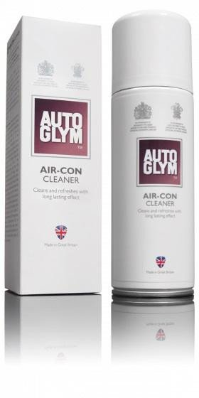 Autoglym Aircon Cleaner 150ml Air Conditioning System Treat Odours Air Freshener