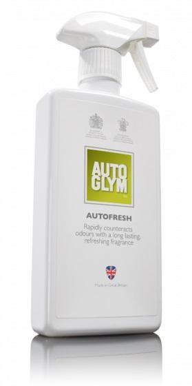 Autoglym Autofresh 500ml Car Air Freshener Refreshing Fragrance Treats Bad Odour