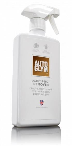 Autoglym Active Insect Remover 500ml Car Bodywork Paint Windscreen Bug Remover