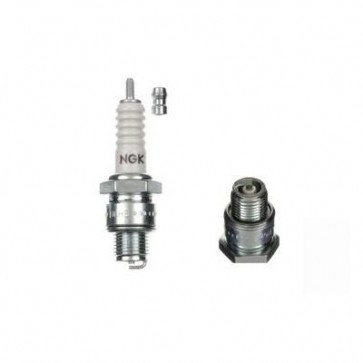 NGK B6HS 4510 Spark Plug Copper Core