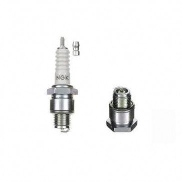 NGK B8HS 5510 Spark Plug Copper Core