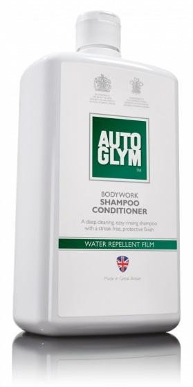 Autoglym Shampoo Conditioner 1 Litre Deep Clean With Water Repellent Finish