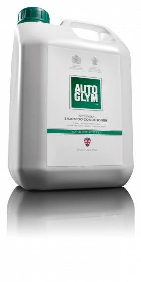 Autoglym Shampoo Conditioner 2.5Lt Deep Clean With Water Repellent Finish