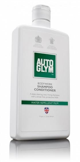Autoglym Shampoo Conditioner 500ml Deep Clean With Water Repellent Finish
