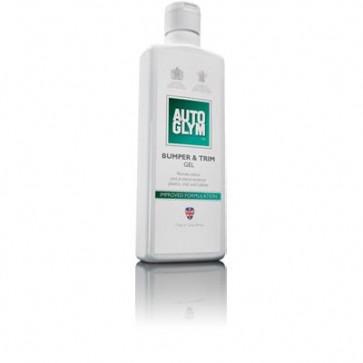 Autoglym Bumper & Trim Gel 325ml Exterior Plastics Vinyl & Rubber Gel