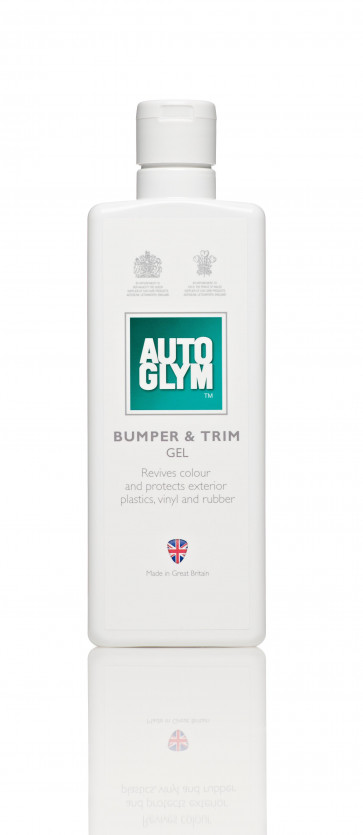 Autoglym Bumper & Trim Detailer 450ml Exterior Plastics Vinyl & Rubber Gel