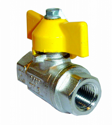 1x CFT001 COMPETITION FUEL TAP / YELLOW (CFT001)