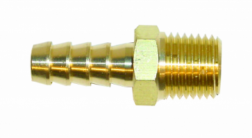 "CFTU10 STRAIGHT FUEL UNION 10mm 1/4"" BSP (CFTU10)"