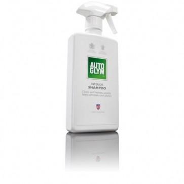 Autoglym Interior Shampoo 500ml Car Interior Cleaner Fabrics and Surfaces