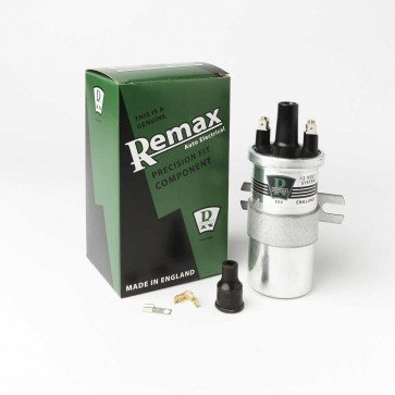 Remax ES5 Ignition 12V Coil PushIn MADE IN ENGLAND - Eqv Lucas DLB101