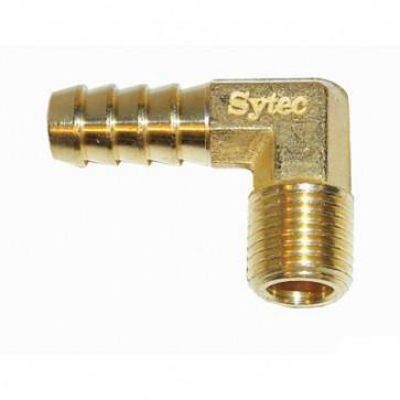 Brass 90 Degree Union 1/4 NPT - 10mm (FPA9021/B)