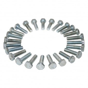 Bolts 1'' long x 1/4'' BSF 26 TPI Pack of 25