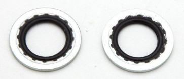 """Washer Universal Petrol Tap Sealing Dowty Type 1/4"""" BSP OEM 70-7351 Pack of 10"""