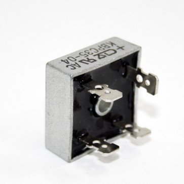 Rectifier Universal 6v & 12v Single Phase Replace Lucas Finned Rectifier Pos/Neg